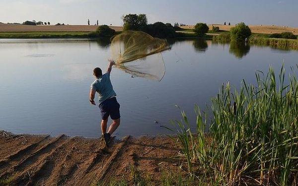 Chovatelem ryb na zkoušku pro dva | Bečov nad Teplou | duben - listopad | 4 hodiny2