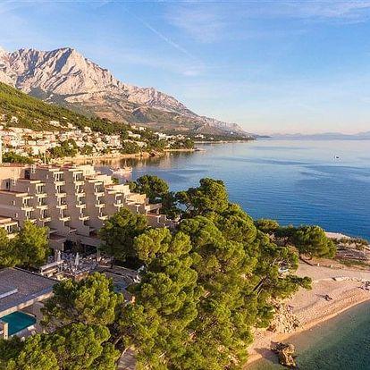 Chorvatsko - Brela na 4-9 dnů, polopenze