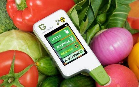 Multitester dusičnanů v potravinách Greentest ECO