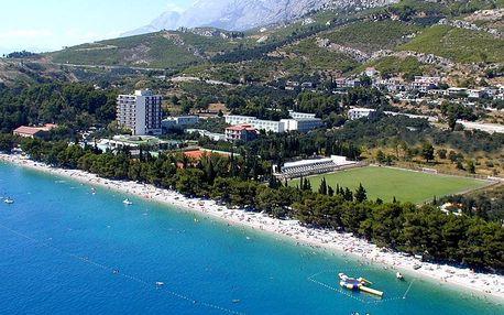 Chorvatsko - Tučepi na 8-17 dnů, all inclusive