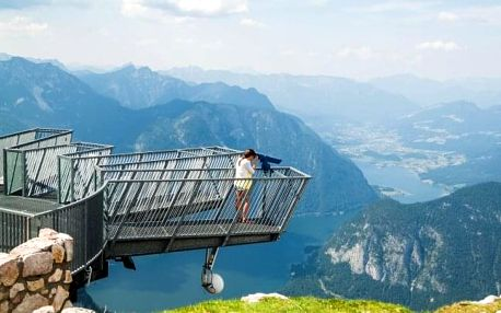 Rakouské Alpy: léto v Hotelu Alpenrose *** s polopenzí, saunami a vláčkem