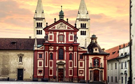 Klasická hudba na Pražském hradě se sopránem