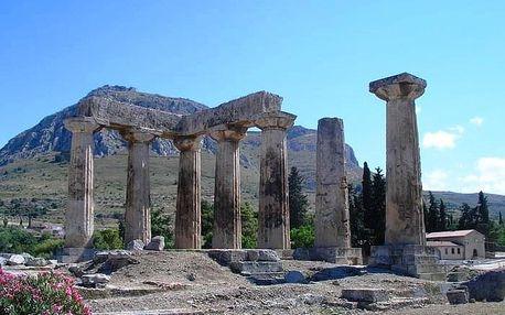 Řecko - okruh s koupáním na Peloponésu, Peloponés