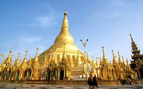 Myanmar - Barma (Myanmar) letecky na 12 dnů, strava dle programu