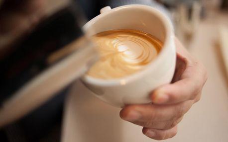 Pražský kurz latte art na celý den
