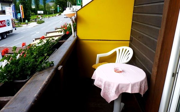 Hotel Zur Post, Korutany, vlastní doprava, snídaně v ceně2