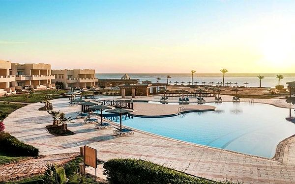 Hotel Deep Blue Inn, Marsa Alam, letecky, all inclusive4