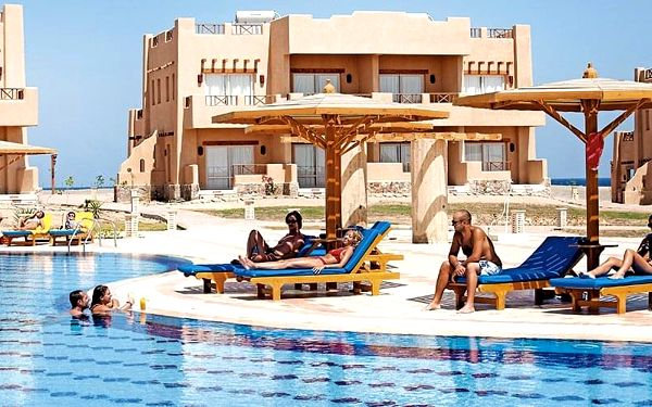 Hotel Deep Blue Inn, Marsa Alam, letecky, all inclusive5