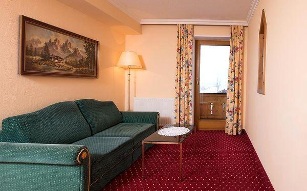 Hotel Schneeberger, Tyrolsko, vlastní doprava, polopenze2