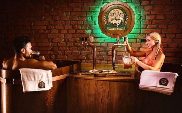 Pivní lázně Františkovy Lázně s neomezenou konzumací piva3