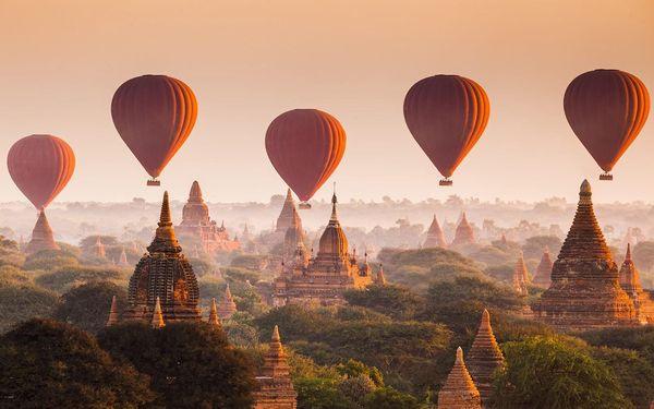 Za tajemstvím myanmarských chrámů s pobytem u moře, Barma (Myanmar), letecky, strava dle programu4