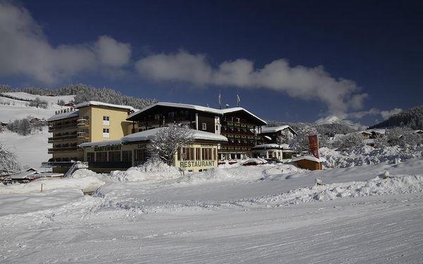 Harmony Hotel Harfenwirt, Tyrolsko, vlastní doprava, polopenze2