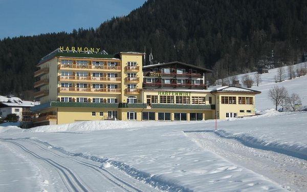 Harmony Hotel Harfenwirt, Tyrolsko, vlastní doprava, polopenze5