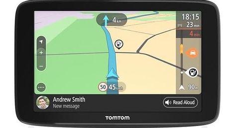 Navigační systém GPS Tomtom Go Basic 5 (1BA5.002.01) černá + DOPRAVA ZDARMA