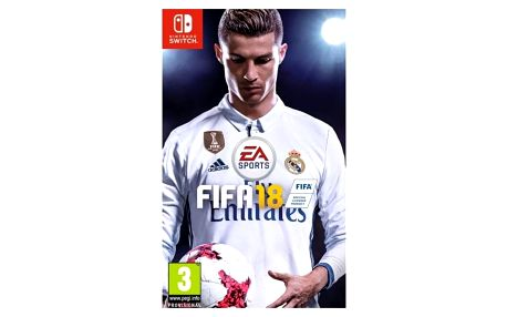 Hra EA SWITCH FIFA 18 (NSS199)