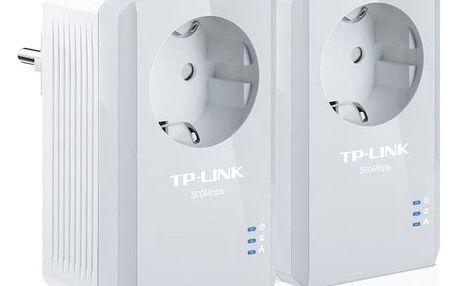 TP-Link TL-PA4010P KIT bílý (TL-PA4010PKIT)