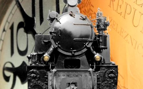 Parádní úniková hra Vlaková loupež až pro 5 osob