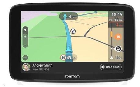 Navigační systém GPS Tomtom Go Basic 5 (1BA5.002.01) černá Digitální fotoaparát Fujifilm Instax mini 9 bílý v hodnotě 1 490 Kč + DOPRAVA ZDARMA