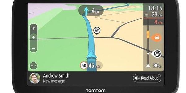 Navigační systém GPS Tomtom Go Basic 5 (1BA5.002.01) černá5