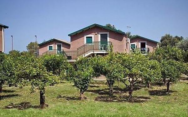 Villaggio Alkantara, Sicílie, letecky, bez stravy2