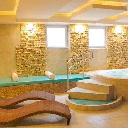 Mosonmagyaróvár v Thermal Hotelu Superior *** + vstup do 50 m vzdálených lázní, privátní wellness a polopenze