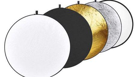 Odrazná deska Dexxer BLENDA 5v1 - 110 cm