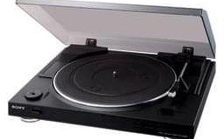 Gramofon Sony PS-LX300USB černý