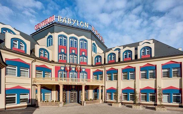 Luxusní wellness pobyt v Hotelu Babylon**** pro 2 osoby3