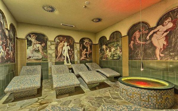 Relaxační pobyt v Hotelu Babylon**** s neomezeným wellness pro dva5