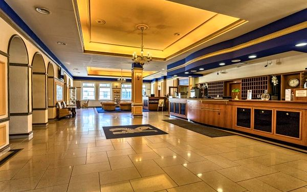 Luxusní wellness pobyt v Hotelu Babylon**** pro 2 osoby4