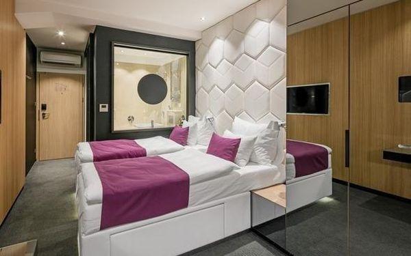 Romantický pobyt v designovém hotelu v Liberci 3 dny / 2 noci, 2 os., snídaně2