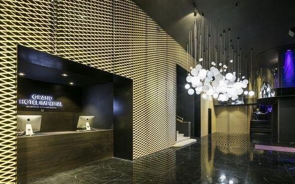 Romantický pobyt v designovém hotelu v Liberci 3 dny / 2 noci, 2 os., snídaně3