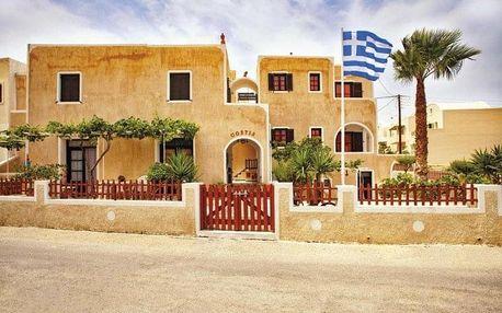 Řecko - Santorini na 8 dní, večeře nebo bez stravy s dopravou letecky z Prahy, Santorini