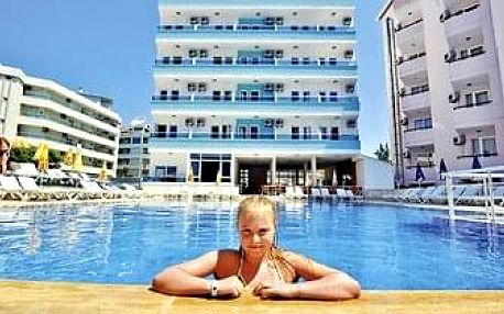 Turecko - Alanya letecky na 7-15 dnů, all inclusive