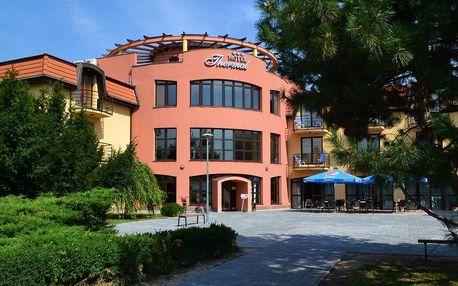 Jižní Slovensko: Wellness Hotel Thermal