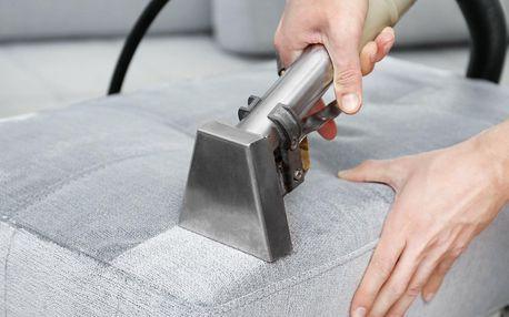 Mokré čištění židlí, křesel a sedaček