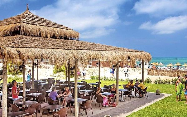 Hotel Meninx Resort & Aquapark, Djerba, letecky, all inclusive4