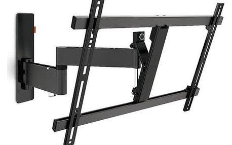 """Držák TV Vogel's W53080 polohovatelný, pro úhlopříčky 40"""" až 65"""", nosnost 30 kg černý"""