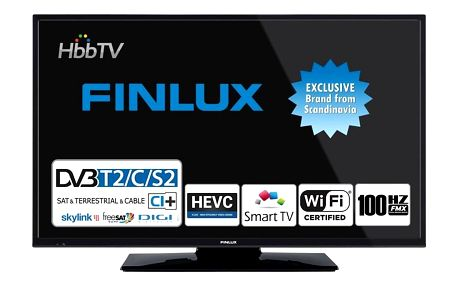 Televize Finlux 24FHD5760 černá
