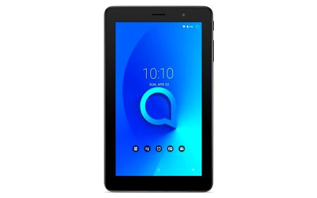 Dotykový tablet ALCATEL 1T 7 KIDS + ochranný obal černý/modrý (8068-2AALE1A-1)