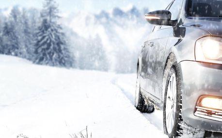 Ochrana vozu: vosk i ošetření proti zamrznutí dveří
