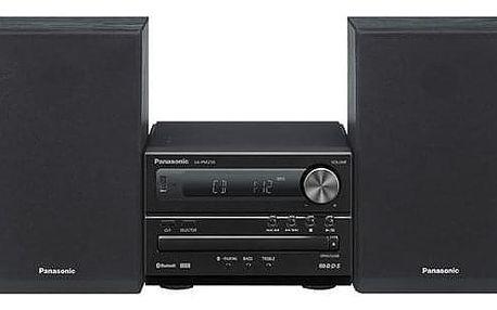 Panasonic SC-PM250EG-K černý