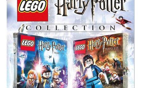 Hra Ostatní PlayStation 4 LEGO Harry Potter Collection (5051892203739)