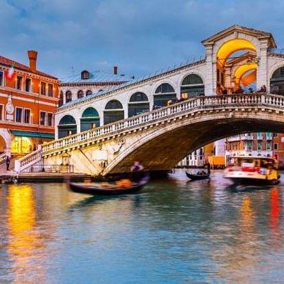 Benátky v novém A&O Venezia Mestre se snídaní a 2 dětmi do 18 let zdarma
