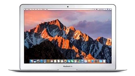 Apple MacBook Air 13 128 GB SK verze - silver (MQD32SL/A)