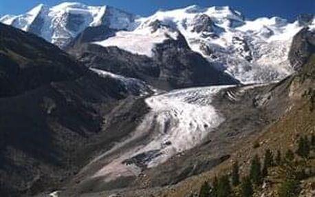 Horskými vláčky po Švýcarsku, Engadin - St. Moritz
