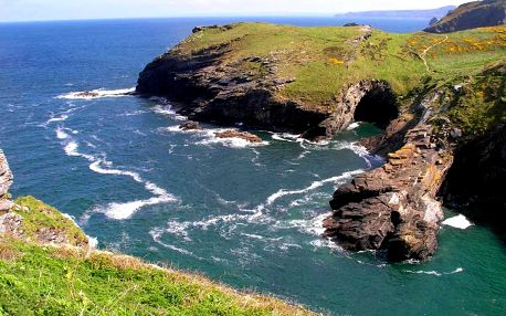 Jihozápadní Anglie, Cornwall a jižní Wales - krajem krále Artuše až..., Anglie