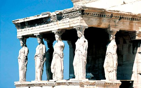 Řecko - velký okruh - letecky, Peloponés