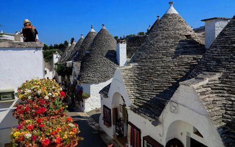 Apulie a Kalábrie - s možností výletu na Stromboli, Apulie