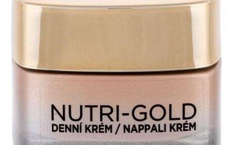 L´Oréal Paris Nutri-Gold 50 ml vyživující denní pleťový krém pro ženy
